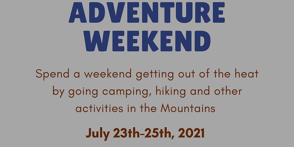 Challenge Adventure Weekend
