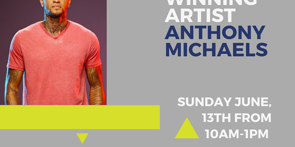 Youth Art Workshop with Anthony Michaels