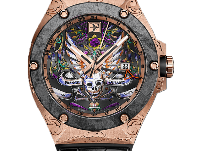 Franck Dubarry Luxury Swiss Watch Designer