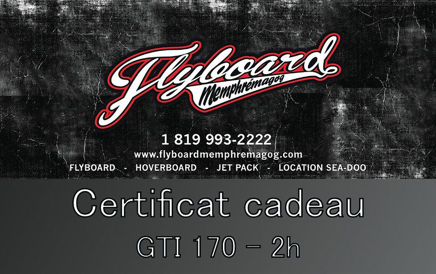 GTI 170 - 2h