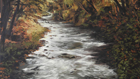 Hiawassee River