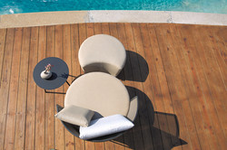 Bolero lounge chair