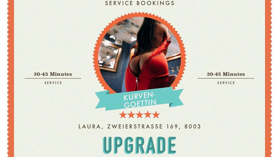 Upgrade: 30-45 Minutes Service