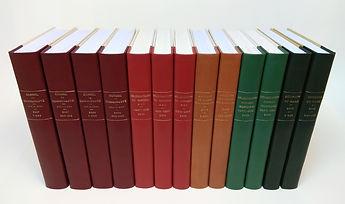 reliure dorure montage registre mairie archives atelier de reliure amélie guédon cholet nantes