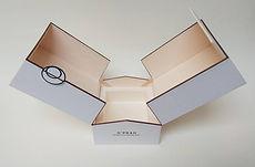 design graphique étudiant coffret luxe artisan relieur amélie guédon cholet nantes