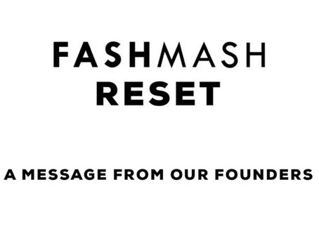 Resetting FashMash