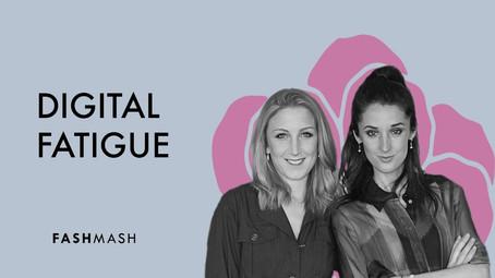 Live: Digital fashion week fatigue