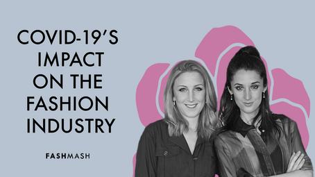 Live: COVID-19's impact on fashion