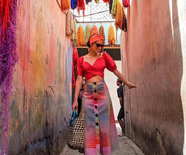 With Love From…Marrakech