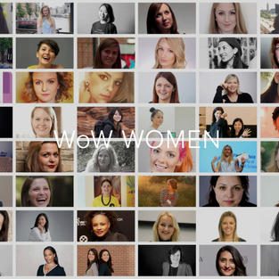 WoW Woman in FashionTech | Rachel Arthur, Founder of Fashion & Mash