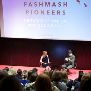 We talk to FashMash about their Pioneering new event