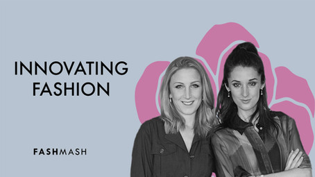 Live: Innovating fashion