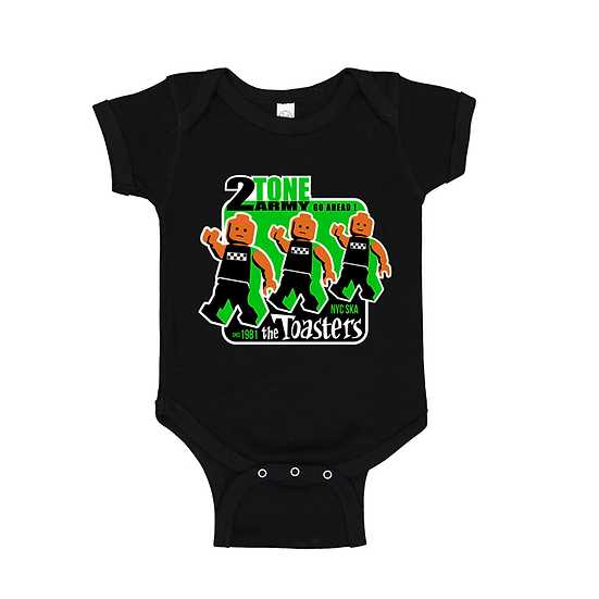The Toasters 2-Tone Army (Onesie)