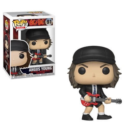 Angus Young Funko POP!