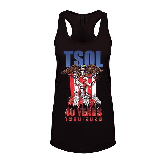 """TSOL """"1980-2020"""" (Ladies)"""