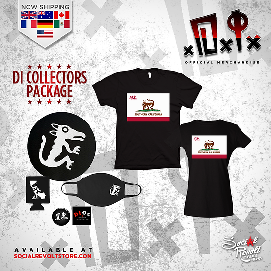 DI Collectors Package
