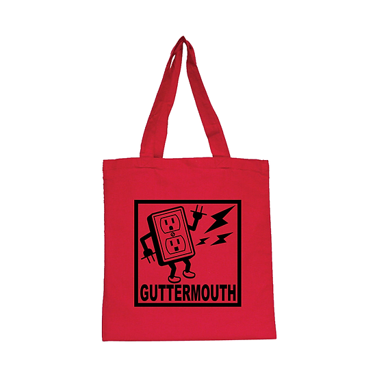 Guttermouth Tote Bag