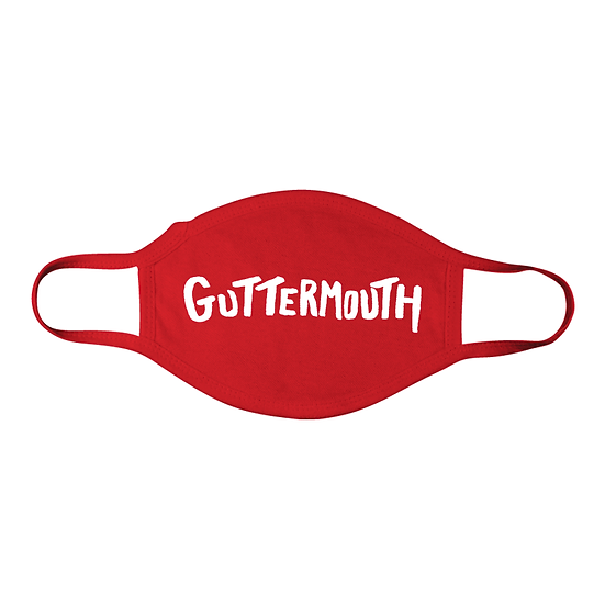 Guttermouth (Face Cover)