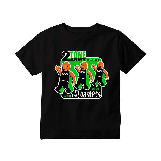 The Toasters 2 Tone Army (Kids)