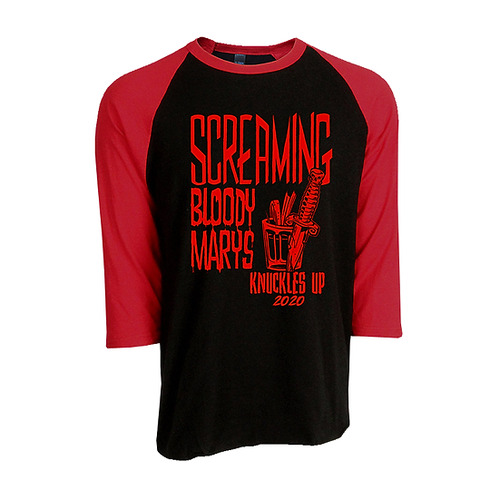 Screaming Bloody Marys 2020 (Raglan)