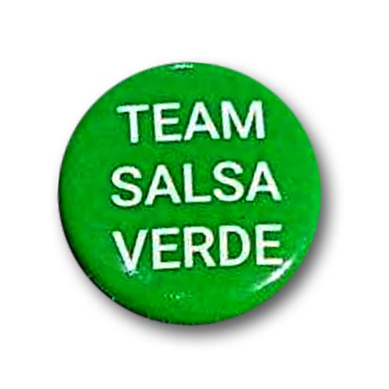 Salsa Verde Pin