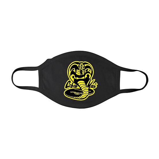 Cobra Kai Black (Face Cover)