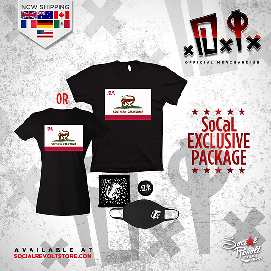 DI SoCal Exclusive Package