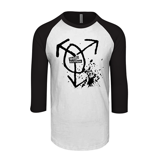 Naked Aggression Classic (Raglan)