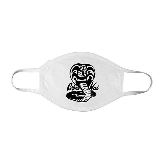 Cobra Kai White (Face Cover)