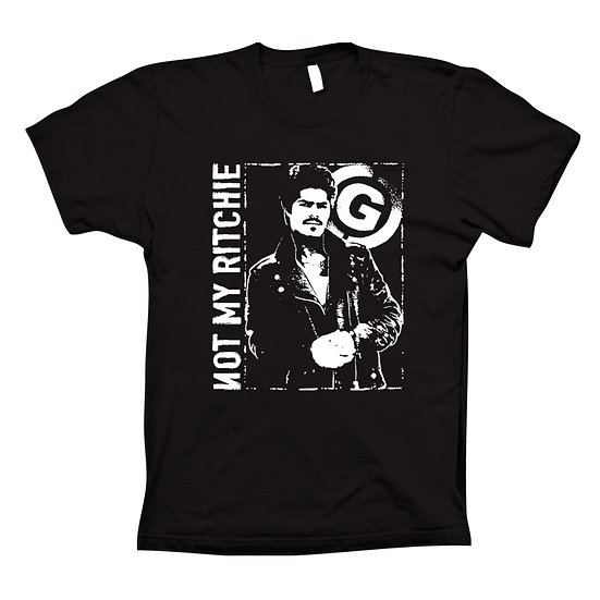 Guttermouth 'Not My Ritchie' (Tee)
