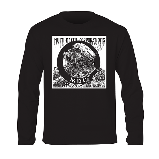 MDC - Multi-Death Corporations (Longsleeve)