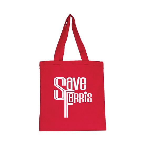 Save Ferris (Tote Bag)