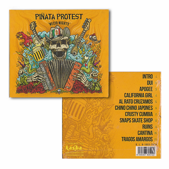 """Necio Nights"" - Piñata Protest Album"