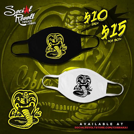 Cobra Kai Combo (Face Covers)
