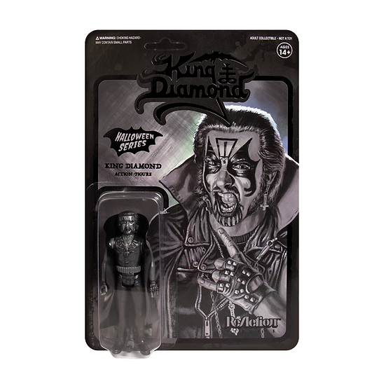 King Diamond Action Figure (Halloween Series)