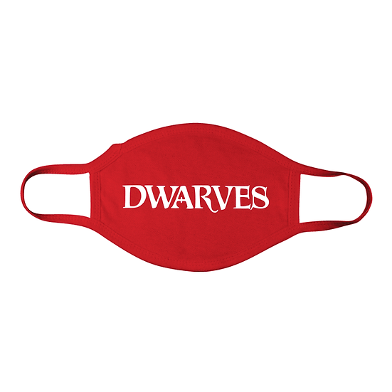 Dwarves (Red Face Cover)