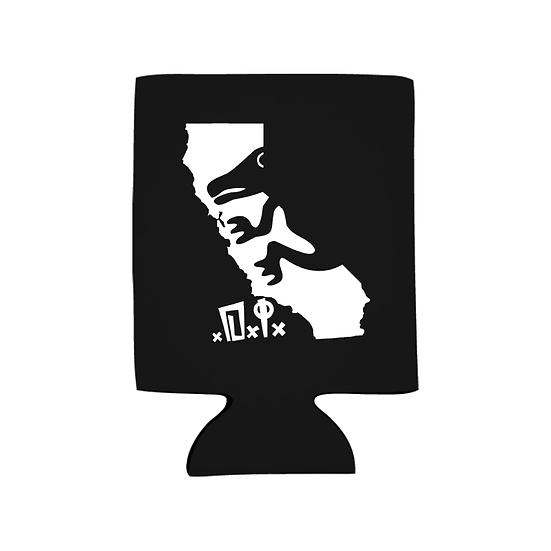 D.I. (Koozie, Sticker & Button Pack)
