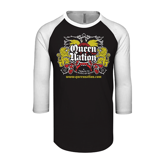 Queen Nation (Raglan Tee)