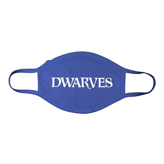 Dwarves (Blue Face Cover)