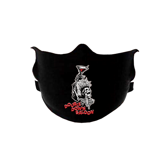 Double Down Saloon (Face Cover)