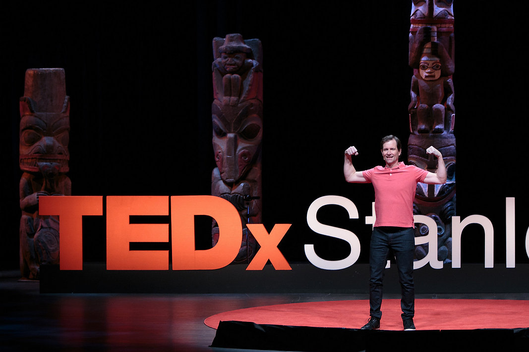 Stephen O'Keefe at TEDx