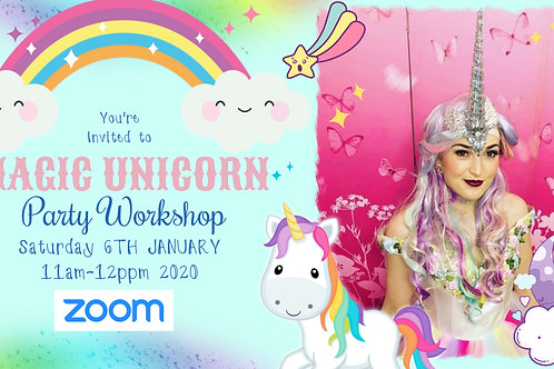Magic Unicorn Workshop