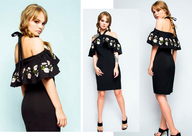 Немного из каталожной фотосъёмки для интернет магазина дизайнерской одежды monohrom.com