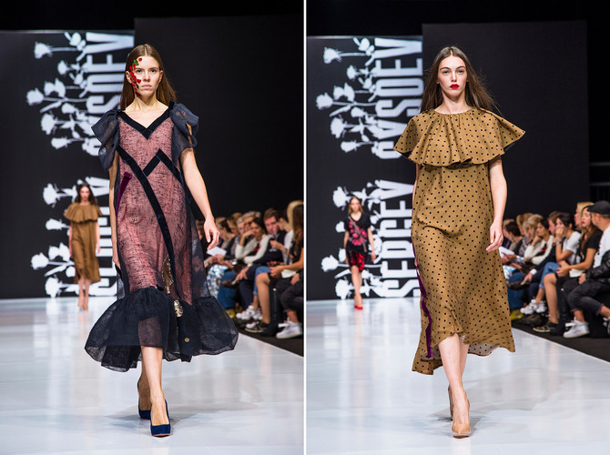 Moscow Fashion Week / SERGEY SYSOEV