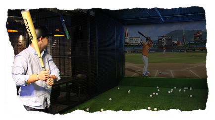 Simulador de Béisbol | Batbox