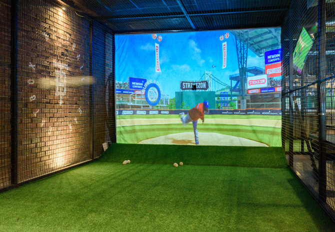 Simulador de Béisbol | La Mejor Technología