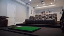 simulador golf para casas