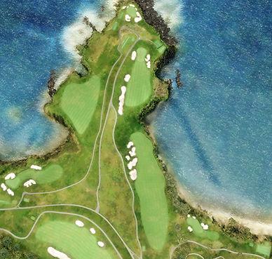 Campos en Simulador de Golf | Golfzon