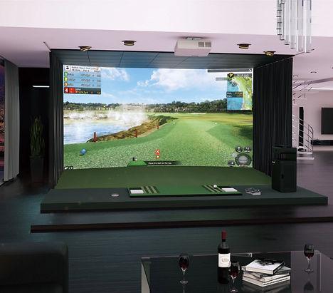Simulador de Golf | Golfzon | Vision Premium