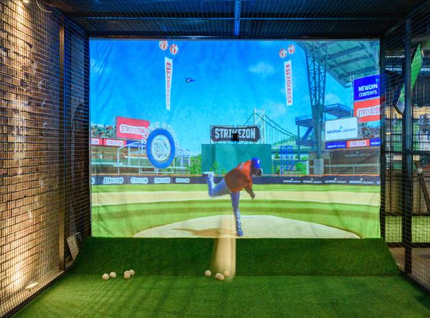 Simulador de Béisbol | Máquina de Lanzamiento